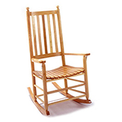 The Classic Shaker Rocker