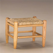 5S Small Sea Grass Foot Stool