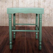 SALE 670 Summertime Hill Side Table