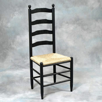 Charmant Martha Washington Ladder Back Chair