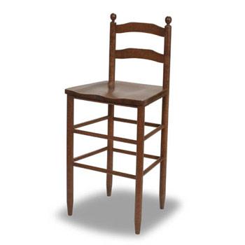 Martha Washington Ladder Back Stool